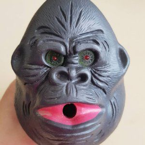 Vintage 90s Gorilla BITE & WRITE Pencil Sharpener